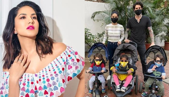 Sunny Leone Reveals The First Thing She Will Do When Lockdown Ends And Every Mother Can Relate To It
