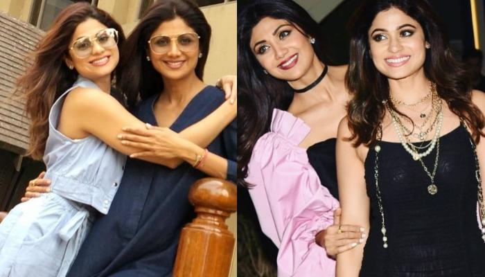 Shilpa Shetty Kundra Shares A Late Siblings Note For Her Sister, Shamita Shetty On Siblings Day