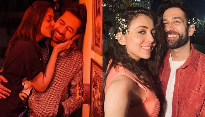 Nakuul Mehta Makes A Special Birthday Smoothie For Wife, Jankee Parekh As She Turns A Year Older