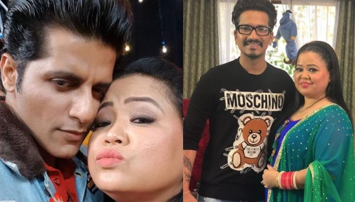 Karanvir Bohra Teases Bharti Singh About Her Pregnancy, Expects Her Baby To Arrive In December 2020