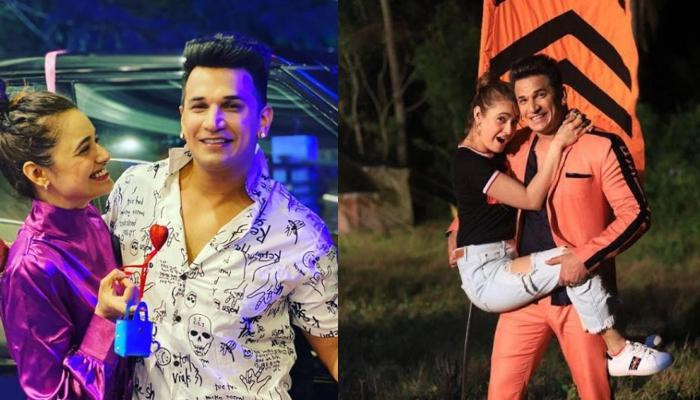 Prince Narula Shares An Adorable Picture With Wifey, Yuvika Chaudhary, Thanks Fans For Their Love