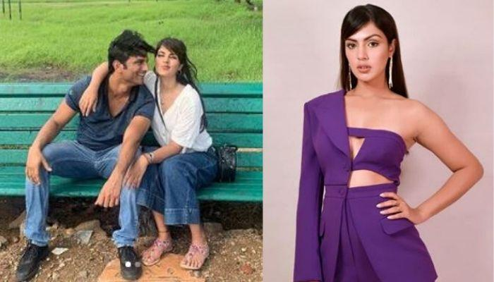 Rhea Chakraborty Quashes The Rumours Of Dating Sushant Singh Rajput, Claims To Be Good Friends Only