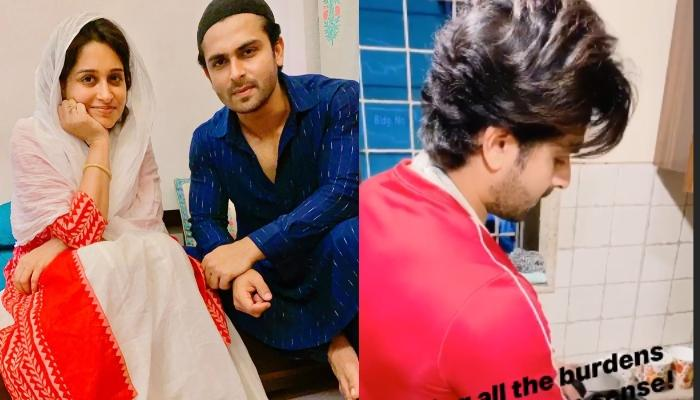 Shoaib Ibrahim Helps Wife, Dipika Kakar In Cleaning The Dishes Amidst The Lockdown