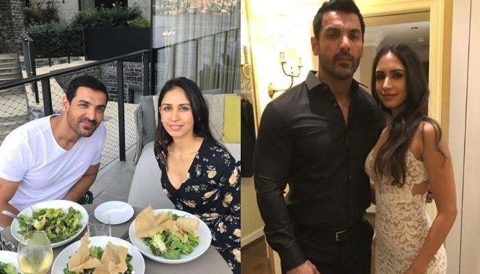 John Abraham's Wife, Priya Runchal Shares An Adorable Throwback Picture Of The Couple, Fans Go Gaga