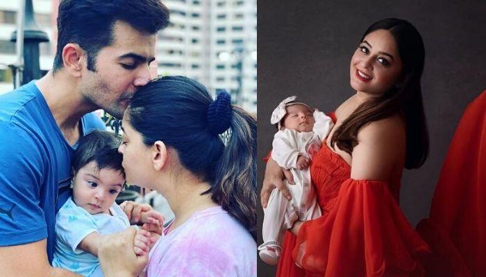 'Maa', Mahhi Vij Cannot Stop Loving And Admiring Her Daughter, Tara Jay Bhanushali In This Video