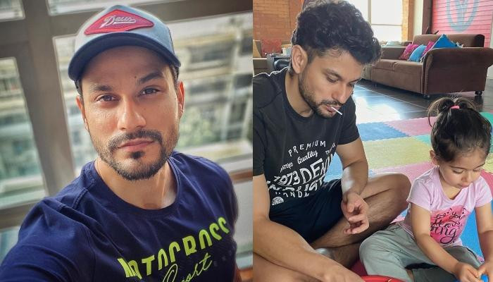 Kunal Kemmu Shares A Story-Time Picture With His Little Daughter, Inaaya Naumi Kemmu