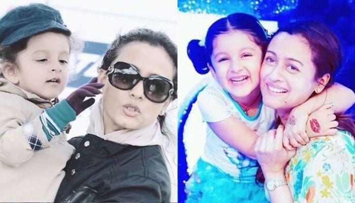 Namrata Shirodkar Shares An Adorable Video Of Daughter, Sitara, Singing Father, Mahesh Babu's Song
