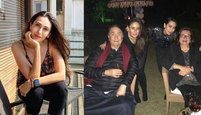 Karisma Kapoor Misses Her Parents And Sister Amid Lockdown, Urges People To Stay Positive