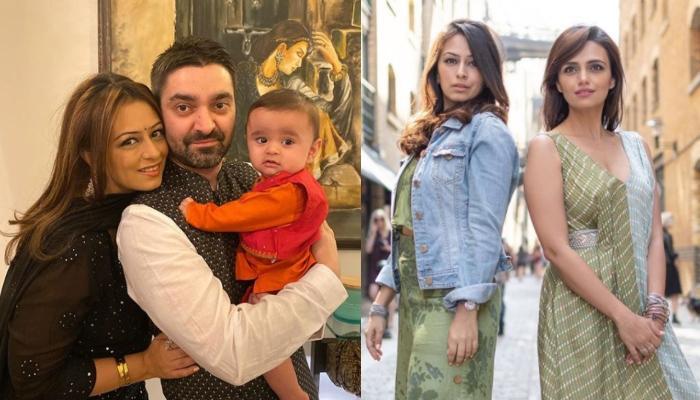 Deeya Chopra Mehta Shares The First Glimpse Of Her Newborn Daughter, Sophia Mehta And We're In Love