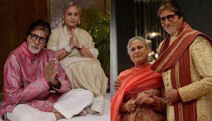 This Is What Amitabh Bachchan Is Doing When Wife, Jaya Bachchan Is Not At Home!