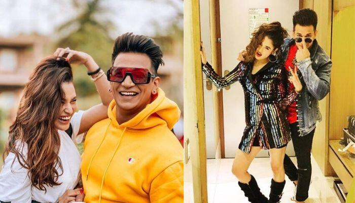 Prince Narula Pulled A Prank On Wife, Yuvika Chaudhary, Leaving Her Annoyed Enough To Beat Him