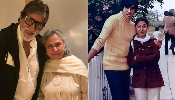Amitabh Bachchan Is Awestruck With Jaya Bachchan's Beauty, Shares Unseen Picture From Sholay Premier