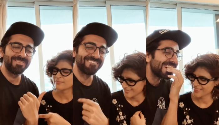 Ayushmann Khurrana And Tahira Kashyap Reveal Who Is The 'Better-Half' In 'Most Likely To' Challenge