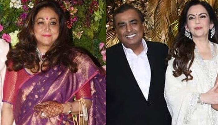 Tina Ambani Shares An Adorable Wish For Her 'Jeth', Mukesh Ambani's 63rd Birthday