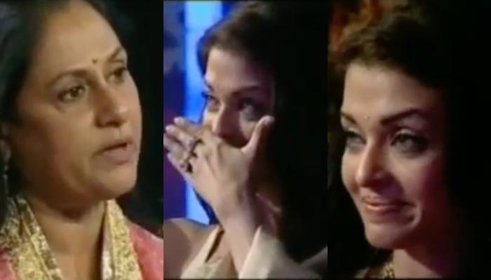 Jaya Bachchan Praising Aishwarya Rai Bachchan Leaves Her 'Bahu' In Happy Tears In A Throwback Video