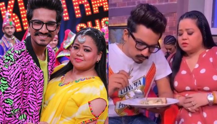 Bharti Singh's Husband, Harsh Limbachiyaa Praises His Wife's Cooking Skills Amidst Quarantine
