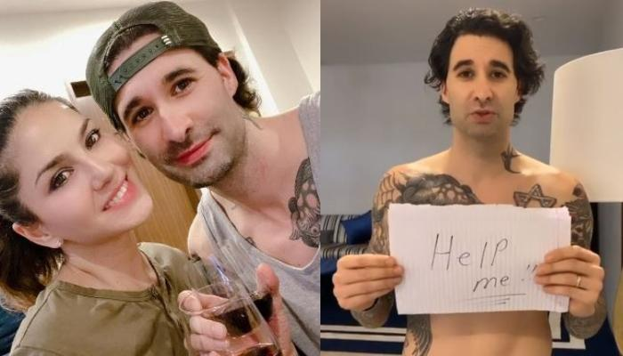 Sunny Leone's Hubby, Daniel Weber Trolls Her Cooking And Sleeping Cycle In Quarantine, Shares Video