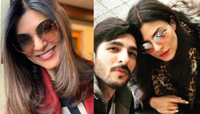 Sushmita Sen Praises Beau, Rohman Shawl's Culinary Skills And Reveals How He Cooks Better Than Her