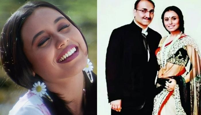 Rani Mukerji Spills Beans On What Made Her Fall In Love With Aditya Chopra