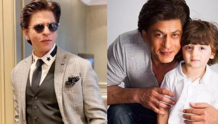 Shah Rukh Khan's Reaction To A Marriage Proposal For His Son, AbRam Khan From A Fan On Twitter