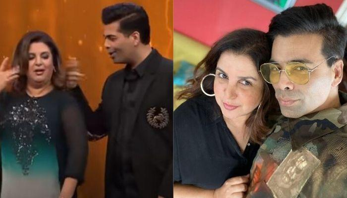 Farah Khan Had A Love Interest In Karan Johar And Had Proposed Him For Marriage