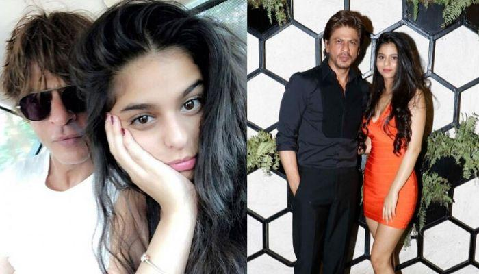 Shah Rukh Khan Reveals Daughter, Suhana Khan Saved His Life As He Would Have Jumped Off The Balcony