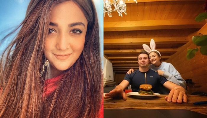 Monali Thakur Posts An Adorable Message For Boyfriend, Maik Richter On Their Third Anniversary