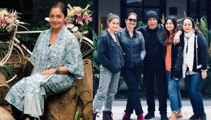 Pooja Bhatt Shares Photo With Shaheen Bhatt And Mahesh Bhatt, Soni Razdan's Comment Is Pure Gold
