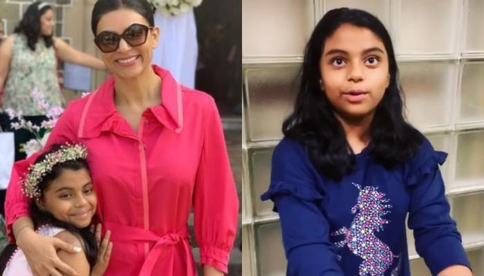 Sushmita Sen's Daughter Alisah's Reply On Why She Loves 'Harry Potter' Will Melt Your Heart