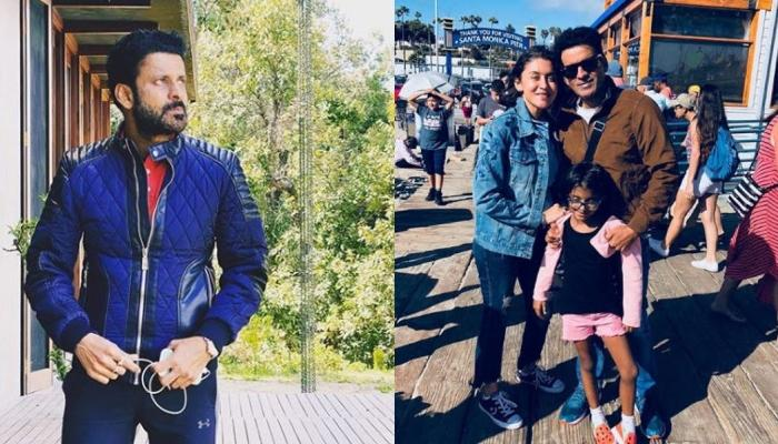 Manoj Bajpayee To Celebrate His 51st Birthday With Wife, Shabana And Daughter, Ava In Uttrakhand