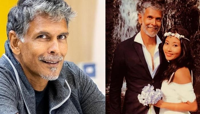 Milind Soman Reveals How Things Have Changed Post-Marriage With Wife, Ankita Konwar