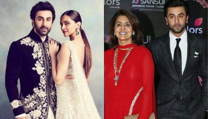 Ranbir Kapoor Denied His Mom, Neetu Kapoor Being The Reason Of Breakup With Deepika Padukone