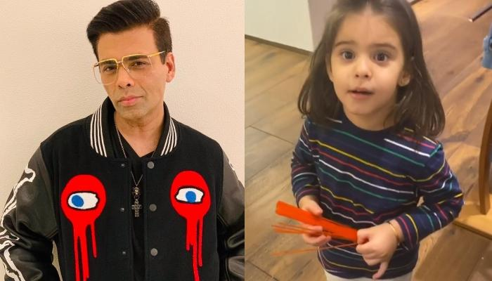 Karan Johar's Twins, Yash Johar And Roohi Johar Reveal Which Animal Their Daddy Reminds Them Of