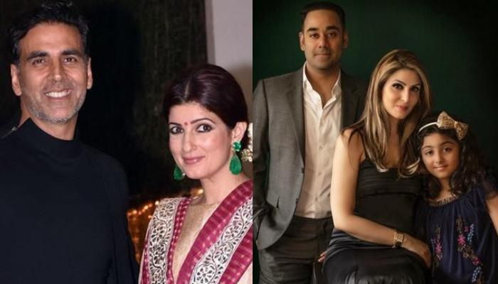 When Akshay Kumar And Wife, Twinkle Khanna Won Everyone's Heart At Riddhima Kapoor Sahni's Wedding