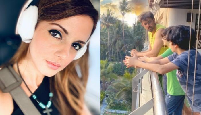 Sussanne Khan Shared A Beautiful Video Of Husband, Hrithik Roshan With Kids, Hrehaan And Hridhaan