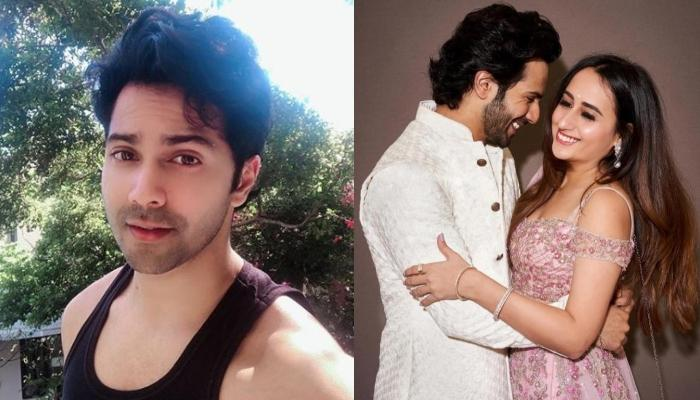 Varun Dhawan Caught-Up With Girlfriend, Natasha Dalal In His Virtual Birthday Celebrations Video