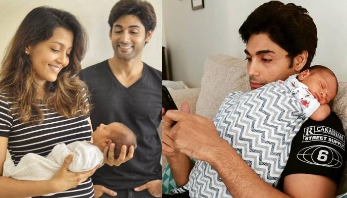 Ruslaan Mumtaz Shares A Special Note As His 'Chota Baby' Turns One-Month-Old