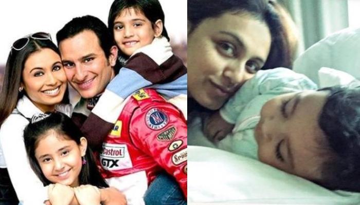 Rani Mukerji Talks About Watching 'Ta Ra Rum Pum' With Daughter, Adira, Calls It A Fantastic Feeling