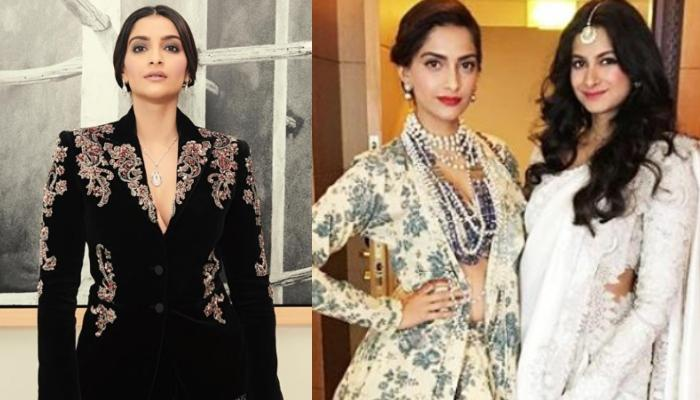 Sonam Kapoor's Picture With Her Sister, Rhea Kapoor Is All About 'Sisters Before Misters'