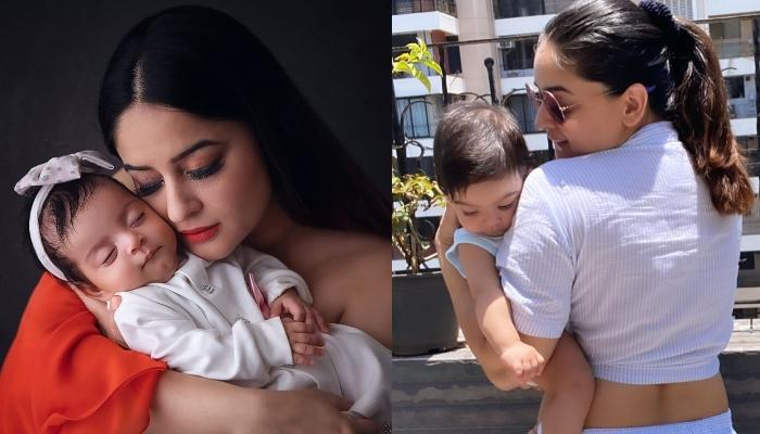 Mahhi Vij Shares She Is Proud Of Her C-Section Scar As She Narrates Her Body-Shaming Experience