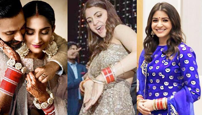 10 Things Indian Brides Who Wear Chooda Go Through After Their Wedding
