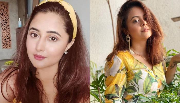 Rashami Desai Accuses BFF Devoleena Of Not Receiving Calls, Devoleena Reveals She Calls Her Mitthoo