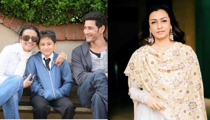 Mahesh Babu's Wife, Namrata Shirodkar Recalls Being Pregnant With Their Son, Gautam During 'Pokiri'