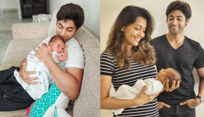 Ruslaan Mumtaz Captures A Beautiful Mother-Son Moment Of Rayaan Mumtaz And Nirali Mehta