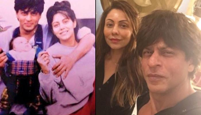 When Shah Rukh Khan Was Scared Of Losing Wife Gauri Khan Forever During The Birth Of Son, Aryan Khan