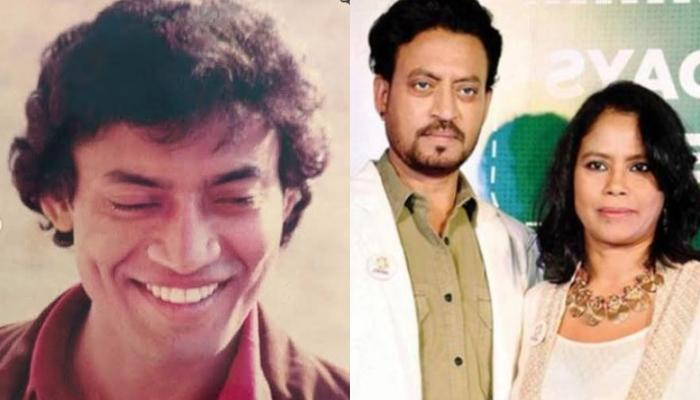 Irrfan Khan's Love Story With Wife Sutapa Sikdar Is One In A Million, She Was Truly His Best Half