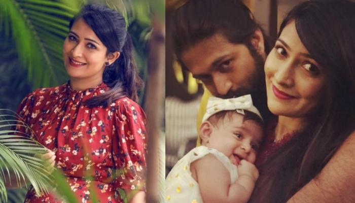 KGF Actor, Yash's Wife, Radhika Pandit Shares Glimpse Of Their Little Son As He Turns 6-Months-Old