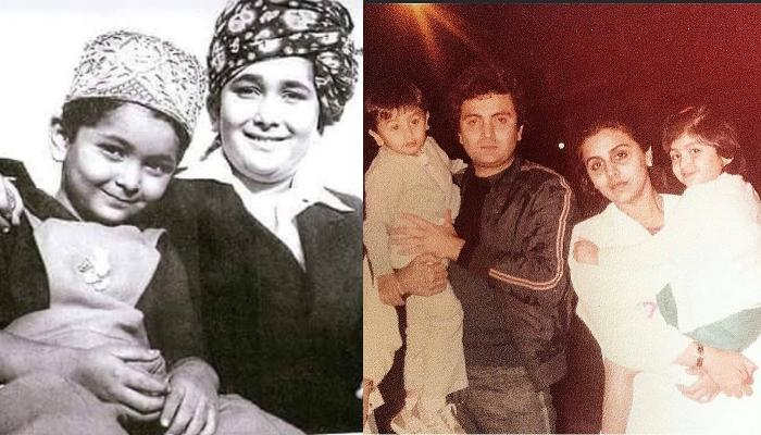 Rare And Unseen Pictures Of Rishi Kapoor: A Throwback To His Childhood And Moments Spent With Family
