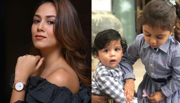 Mira Rajput Kapoor Reveals How She's Keeping Kids, Misha And Zain Entertained And Happy In Lockdown
