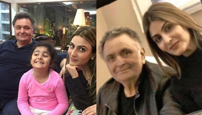 Rishi Kapoor's Daughter Riddhima Kapoor To Drive 1400 Kms From Delhi To Mumbai For Her Dad's Funeral